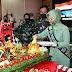 ACARA SYUKURAN PERINGATAN HARI ULANG TAHUN KE-59 KOWAD DAN PERINGATAN KE-92 HARI IBU TAHUN 2020 DI KODAM II/SRIWIJAYA