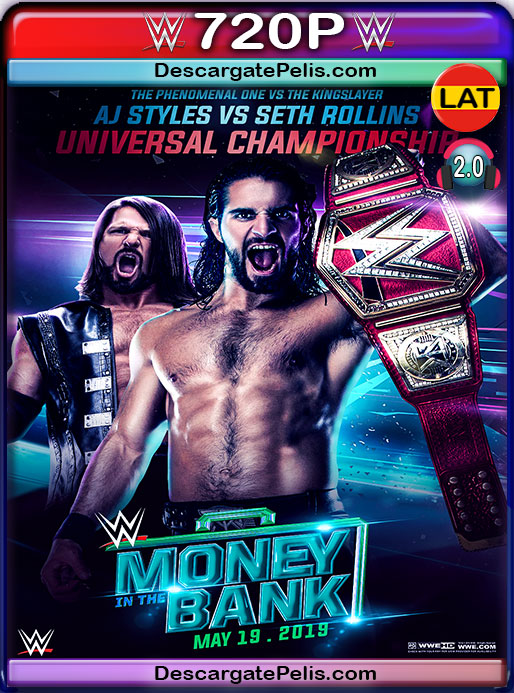 WWE Money In The Bank 2019 HD 720p Latino