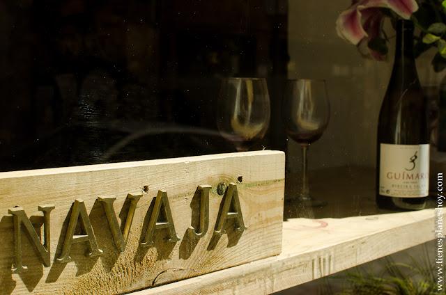 Restaurante Navaja Malasaña Madrid nikkei