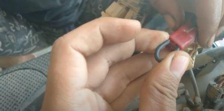 Cara Memperbaiki Sensor EOT Beat Fi dengan Gampang