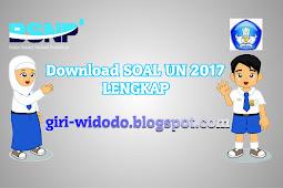 Download Soal UN/UNBK 2017 SMP IPA (Naskah Asli)