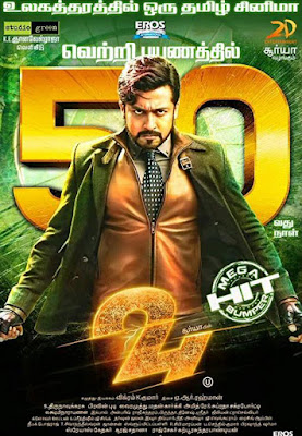 24 – The Time Story (2016) Hindi Dubbed 720p WEB-HDRip 1.2GB