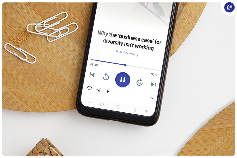 Turn Articles into Podcasts With Listle.