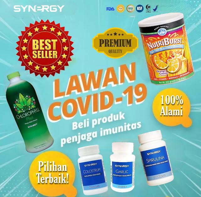LAWAN COVID-19