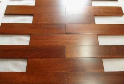 6 Alternatif Lantai Kayu Tempel Terbaik - lantai kayu solid