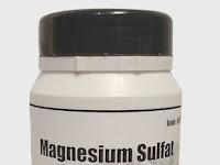 Magnesium Sulfate - Kegunaan, Dosis, Efek Samping