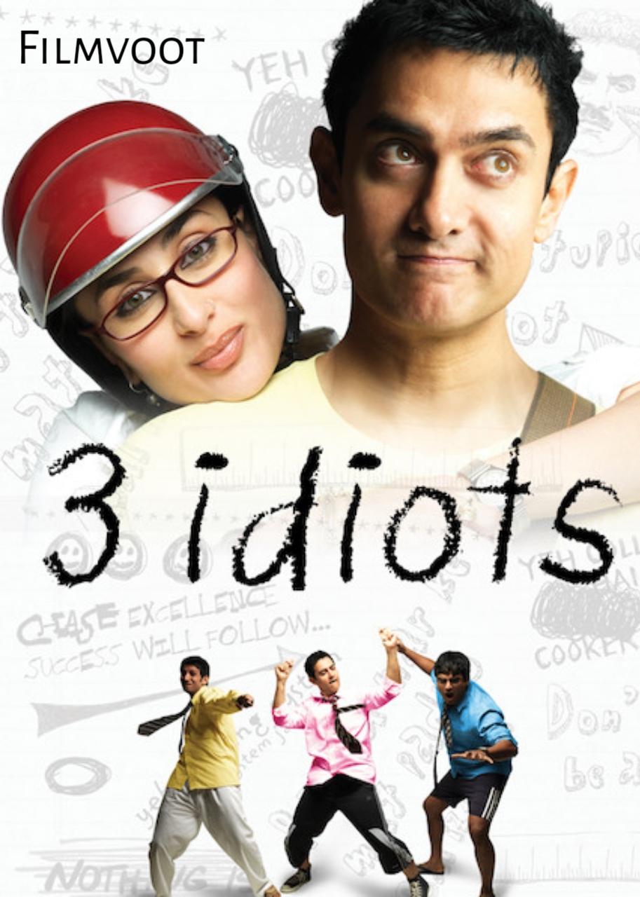 3 idiots full movie download hd 720p