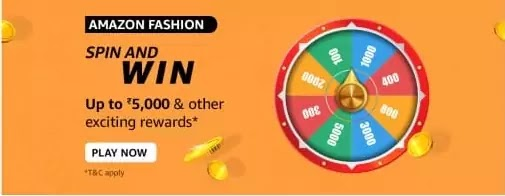 Which of the below fashion related top brands are available on Amazon?