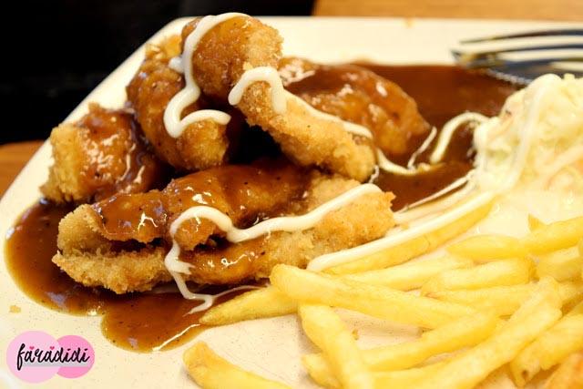 Projek Snap and Eat di Johor Bahru