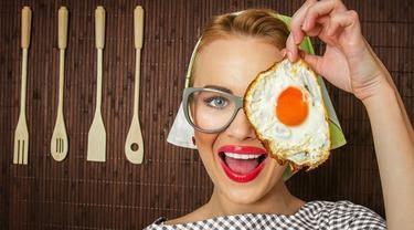 7 Manfaat Kita Harus Sarapan Telur Di Musim Hujan Seperti ini, Berikut Penjelasannya