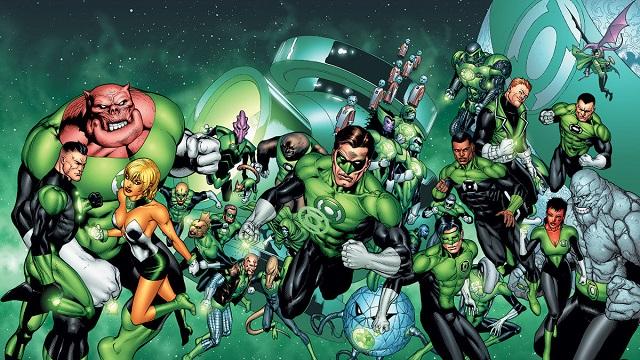 Tropa dos Lanternas Verdes/DC/Reprodução