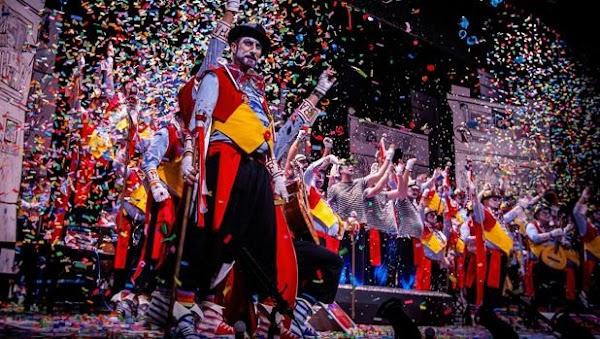 El Carnaval de Cádiz 2022 en Junio