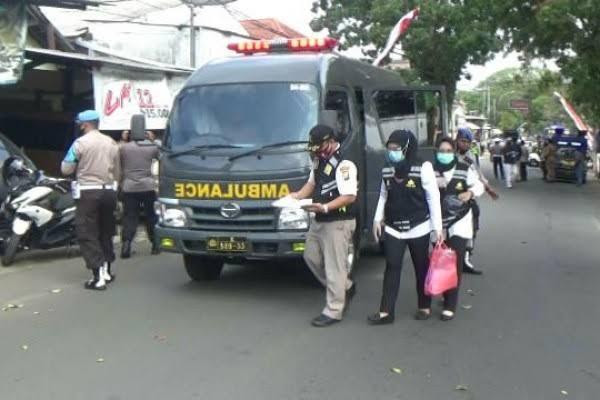 Belasan Polisi di Sumatera Barat Terpapar Corona