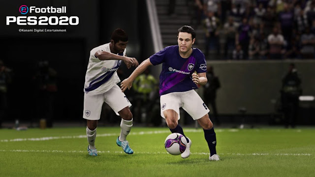Efootball PES 2020 Free Download Full Version PC Game Highly Compressed