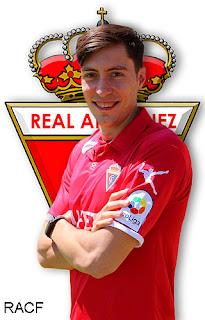 Javier Crespo Real Aranjuez Fútbol
