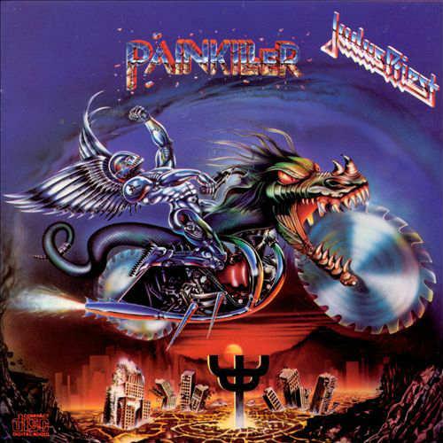 """Ο δίσκος των Judas Priest """"Painkiller"""""""
