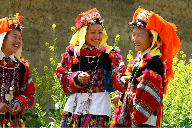 Lo Lo ethnic in Ha Giang
