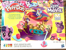 My Little Pony Play-Doh Pirate Ship