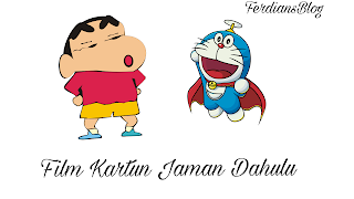 Film Kartun Jaman Dahulu Yang Pernah Menghiasi Layar Kaca Indonesia
