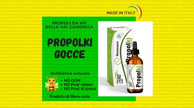 Kirei - Propoli - PropolKI Gocce