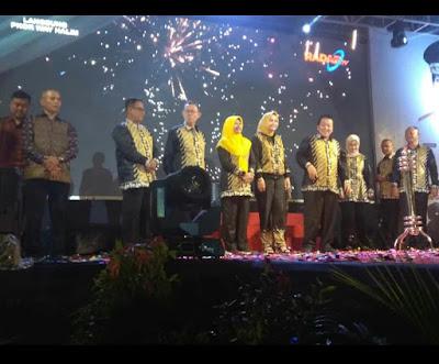 Gubernur Arinal Buka Pekan Raya Lampung 2019