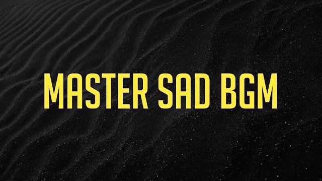 Master Sad Bgm Ringtone Download