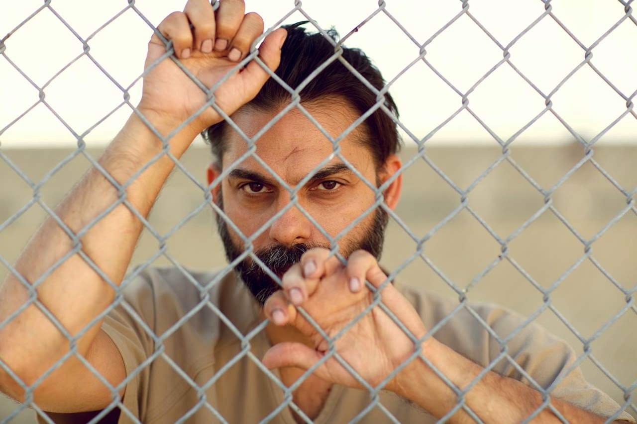 camp x-ray peyman moaadi