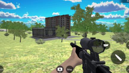 Battleground's Survivor Battle Royale v0.39 Mod Skin Hileli Apk