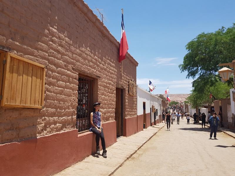Rua Caracolles, San Pedro de Atacama