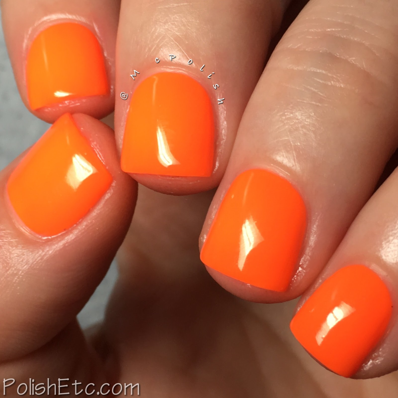 KBShimmer - All The Bright Moves Collection - McPolish - Please Don't Glow Girl
