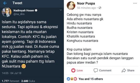 Analogikan Islam dengan KFC, Nadirsyah Hosen Kena Skakmat