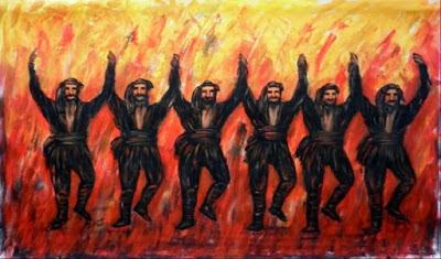 ΣΤΗΝ ΕΠΑΡΧΙΑ ΓΙΟΥΝΑΝ ΤΗΣ ΚΙΝΑΣ ΧΟΡΕΥΟΥΝ ΕΔΩ ΚΑΙ ΧΙΛΙΑΔΕΣ ΧΡΟΝΙΑ ΠΑΡΑΛΛΑΓΗ ΤΟΥ ΠΥΡΡΙΧΕΙΟΥ!!! ΠΟΙΟΣ ΤΟΥΣ ΤΟ ΕΜΑΘΕ ΚΑΙ ΠΟΤΕ? (Βίντεο)