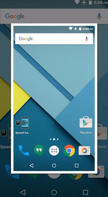 Screen captures on an Android