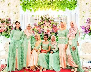 Model Baju Kebaya Pesta Pernikahan