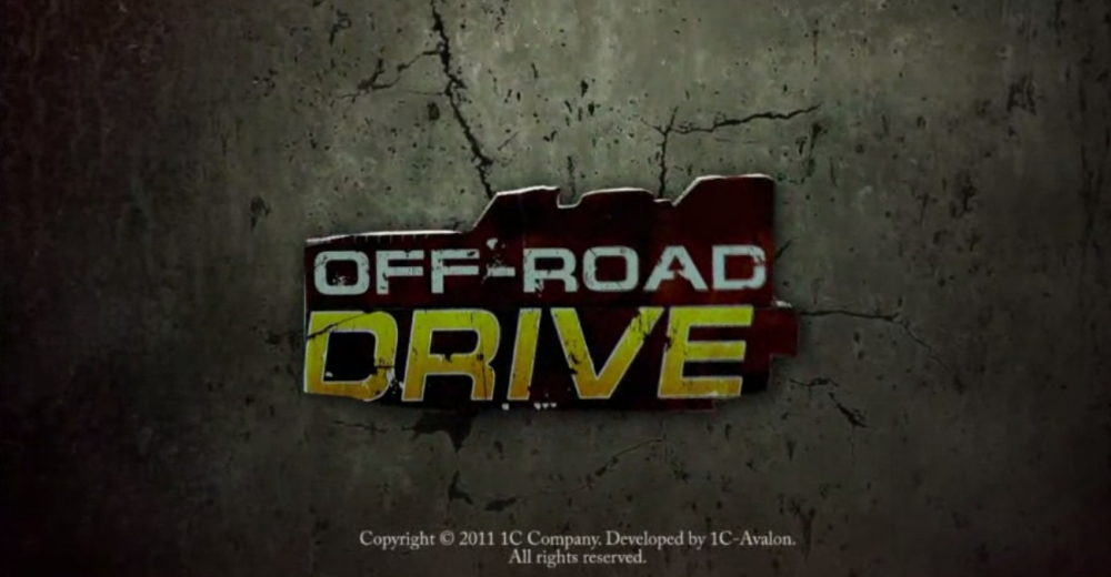 Off-Road Drive PC Download Poster