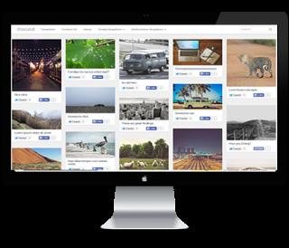 gridpin-template-blog-mirip-media-sosial-path