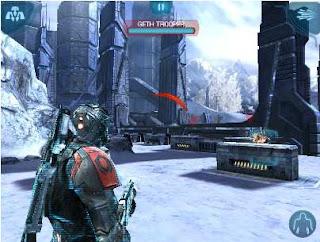 Game Tembak-Tembakan Mass Effect: Infiltrator