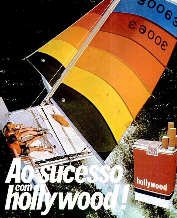 1978. propaganda cigarros anos 70.  propaganda anos 70; história decada de 70; reclame anos 70.  Brazil in the 70s; Oswaldo Hernandez;