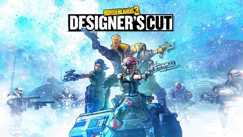 Borderland 3 New Designer's Cut