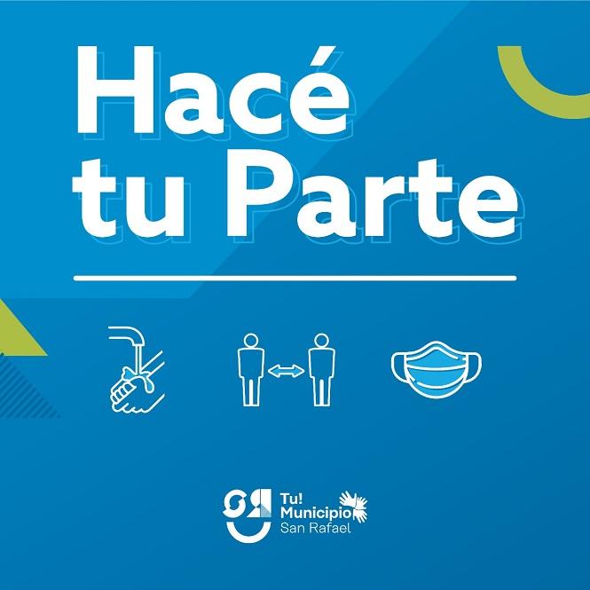 #HaceTuParte, la campaña para desalentar reuniones privadas y juntadas masivas por el día del estudiante