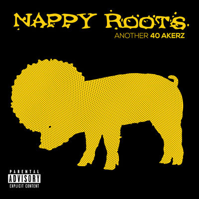 Nappy Roots - Another 40 Akerz - Album Download, Itunes Cover, Official Cover, Album CD Cover Art, Tracklist