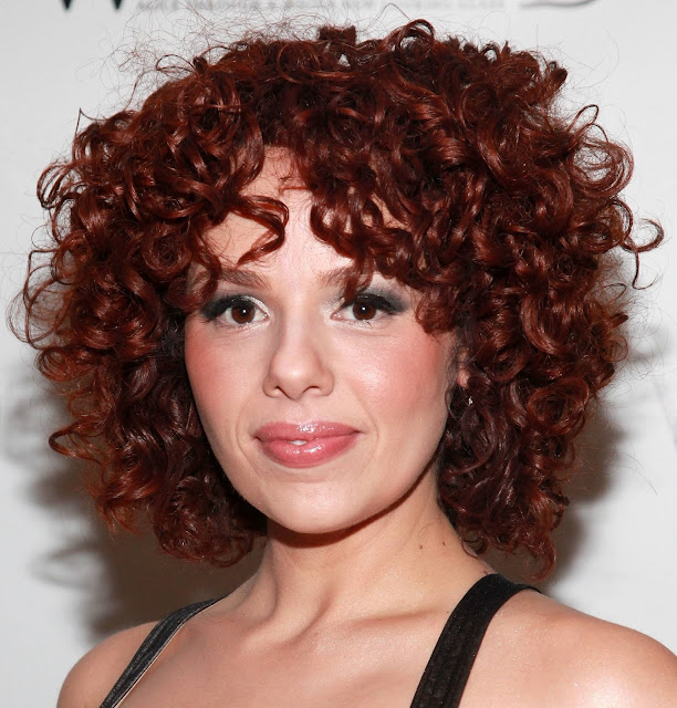 Fantastic Top Hairstyles Models Short Hairstyles For Naturally Curly Hair Hairstyles For Women Draintrainus