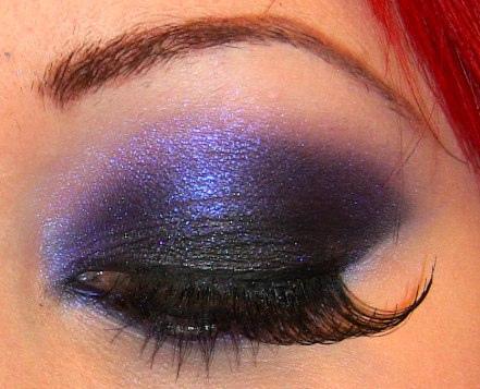 cosmatics: indian make up eyes