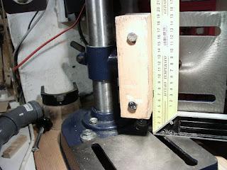 Tischbohrmaschine Winkel Bohrhilfe Bohrtisch
