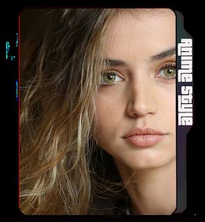 Ana De Armas, Celebrity, model, blonde girl Ana De Armas folder icon, Cute girl icon.