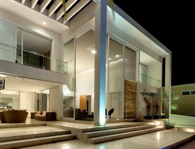 Design rumah minimalis
