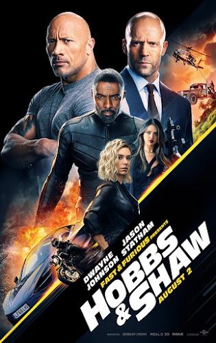 Fast & Furious: Hobbs & Shaw (Web-DL 720p Ingles Subtitulada) (2019)