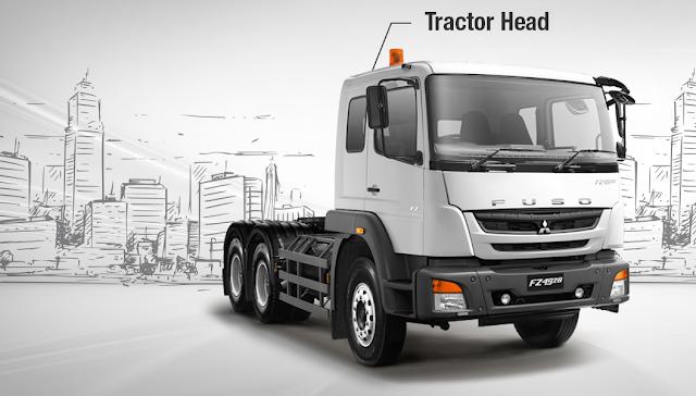 Paket Kredit Mitsubishi Tracktor Head Di Bandung