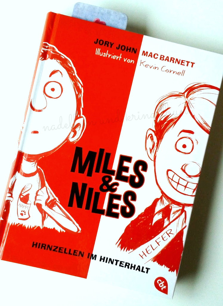 Buch Niles and Miles