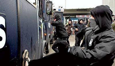 Malmö: Israel demo